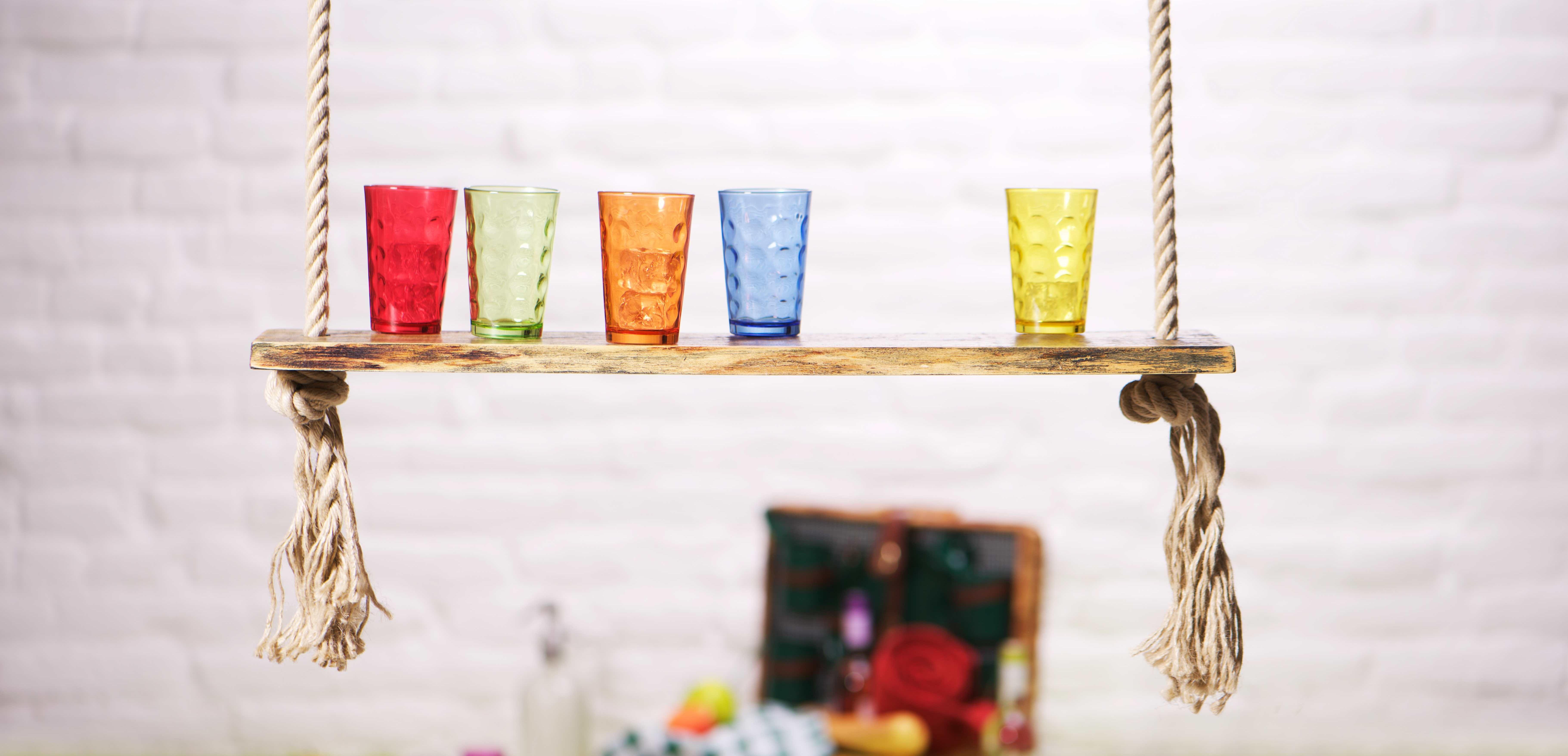 Szent István korona poharak